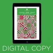 Digital Download - Cloud Nine Quilt Pattern by Missouri Star