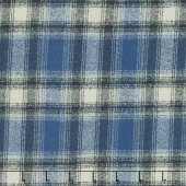 Mammoth Flannel - Plaid Lake Yardage