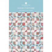 Good Fortune Quilt Pattern by Missouri Star