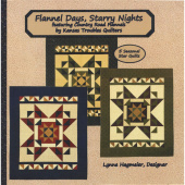 Flannel Days, Starry Nights Book