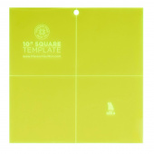 "Missouri Star 10"" Square Template"
