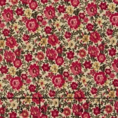 Liberty Hill - Liberty Hill Floral Honey/Multi Yardage