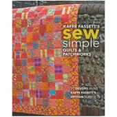 Kaffe Fassett's Sew Simple Quilts & Patchworks Book