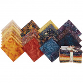 Desert Sun Batiks Fat Quarter Bundle