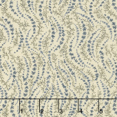 Mrs. Miller's Apprentice - Prairie Wind Song Cream Yardage