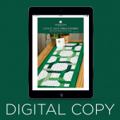 Digital Download - Lots O' Luck Table Runner Pattern by Missouri Star