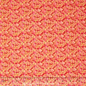 Little Ruby - Little Rosie Red Yardage