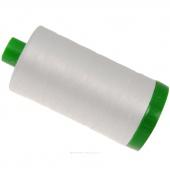 Aurifil 40 WT 100% Cotton Mako Large Spool Thread - Natural White