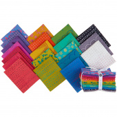 Stitched Batiks Fat Quarter Bundle