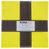 Kona Cotton 2016 Color of  the Year Ten Squares