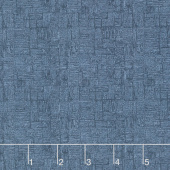 Moose Lake - Weathered Blue Yardage