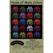 House of Many Colors Pattern