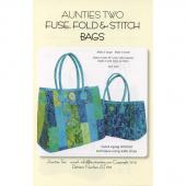 Fuse, Fold & Stitch Bags Pattern