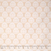 Juliette - Scroll Cream Yardage