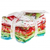 The Cat in the Hat Christmas Fat Quarter Bundle