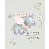 Disney Sentimental - Dumbo in Light Grey Panel