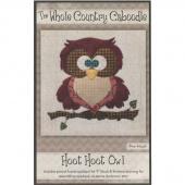 Hoot Hoot Owl Precut Appliqué Pack