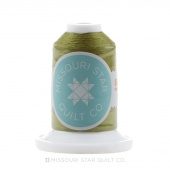 Missouri Star 50 WT Cotton Thread Dark Pine Green