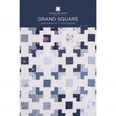 Grand Square Quilt Pattern by MSQC