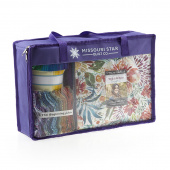 Missouri Star Precut Storage Bag - Large Purple