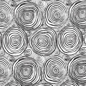 "Kaffe Fassett - Onion Rings Black 108"" Wide Backing"