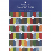 Diamond Dash Quilt Pattern by Missouri Star