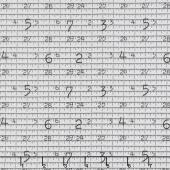 Paperdoll - Paperdoll Tape Gray Yardage