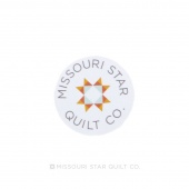 Missouri Star Circle Magnet