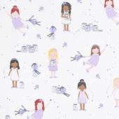 Twinkle Fairies - Sprinkle, Sprinkle Little Stars Twinkle Yardage