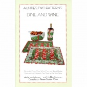 Dine and Wine Pattern