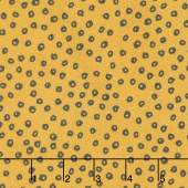Wild About You - Spots Gold Yardage