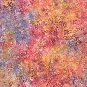 Artisan Batiks - Inspired by Nature Flowers Hydrangeas Summer Yardage