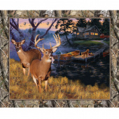 Realtree - Lakeside Sunset Multi Panel