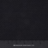 Wilmington Essentials - Midnight Tiny Baskets Black on Black Yardage