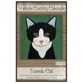 Tuxedo Cat Precut Fused Appliqué Pack