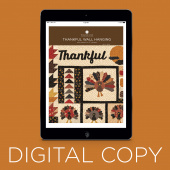 Digital Download - Thankful Wall Hanging by Missouri Star