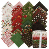Winter Village Fat Quarter Bundle