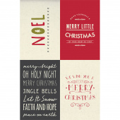 Printworks Panels - Christmas Sampler Multi Panel