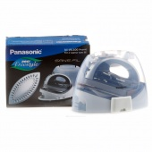 Panasonic 360 Freestyle Cordless Iron - Silver