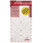 "Cutting Edge Sharpening Edge Ruler - 6.5"" x 12.5"""