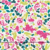Bloomsbury - A Bloom of One's Own Pink Yardage