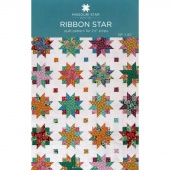 Ribbon Star Pattern by Missouri Star