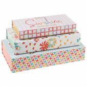 Sunnyside Up Storage Boxes