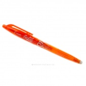 Orange FriXion Pen