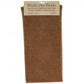 Weeks Dye Works Hand Over Dyed Wool Fat Quarter - Herringbone Palomino