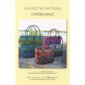 Camden Bags Pattern Plus Handles Kit