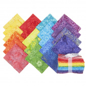 Tonga Treats Batiks - Vivid Fat Quarter Bundle