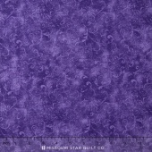 Wilmington Essentials - Amethyst Royale Filigree Blue Purple Yardage