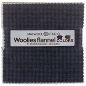 Woolies Flannel Colors Charm Pack