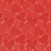 Red-iculously in Love - I Love You So Much Red Yardage